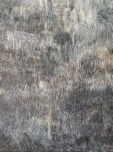 80x60cm, Acryl auf Keilrahmen
