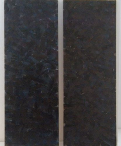 Acryl auf Leinwand, 2x 120 x 40 cm