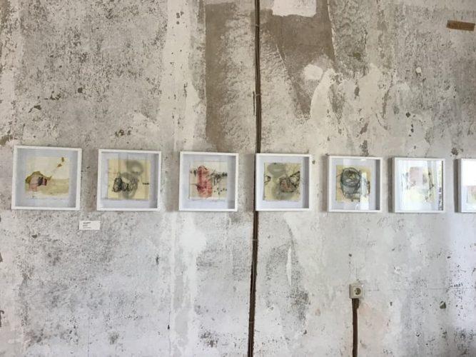 "Ausstellung ""offene Höfe Oderberg"""